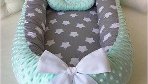 Babynest Bett Gefährlich Babynest for Newborn Removable Mattress Sleep Bed Baby