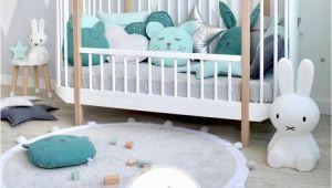 Babyzimmer Im Schlafzimmer Einrichten Kinderzimmer Mit Punkte Wandstickern Gestalten Tipps