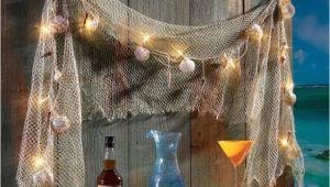 Badezimmer Deko Fischernetz Fischernetz Deko Bringt Eine Maritime Stimmung Ins Haus