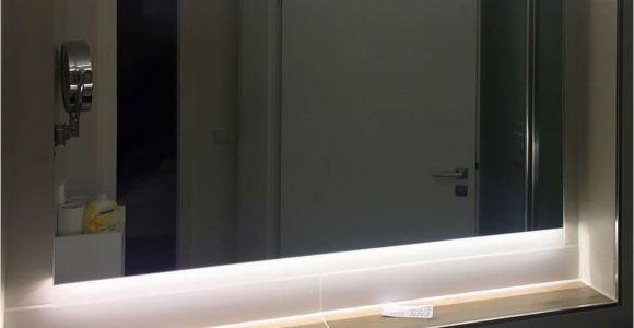Badezimmer Spiegel Online Kaufen Noemi 2019 Design Badezimmerspiegel Mit Led Beleuchtung Zum
