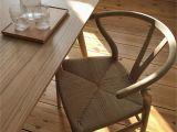 Badezimmer Stuhl Design Carl Hansen Ch24 Wishbone Chair Buche Geseift