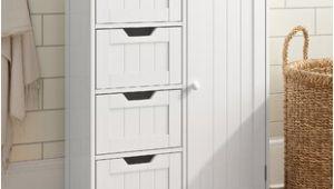 Badezimmerschrank Mit Schubladen 60 Cm X 81 Cm Badschrank