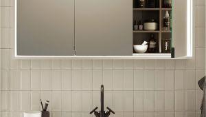 Badezimmerschrank Ohne Bohren Burgbad Crono Aufputz Und Einbau Spiegelschrank Mit
