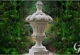 Betonfertigteile Für Den Garten Deko Kreuzblume Aus Stein Caracalla • Gartentraum