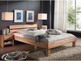 Bett 140×200 Ohne Kopfteil Massivholzbett Milano Ohne Kopfteil In Kernbuche