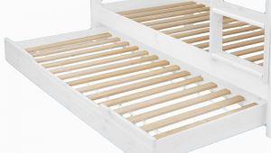 Bett 80×190 Bettkasten Als Zusatzbett Für Unsere Etagenbetten 80×190 Kiefer Weiß 90 10 S17 W