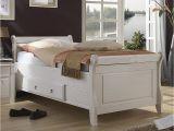 Bett 90×200 Schubladen Massiv Kojenbett Massivholz