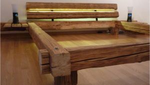 Bett Aus Alten Balken Selber Bauen Bett Selber Bauen Für Ein Individuelles Schlafzimmer Design