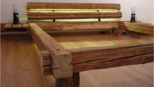Bett Aus Balken Bauanleitung Bett Selber Bauen Für Ein Individuelles Schlafzimmer Design