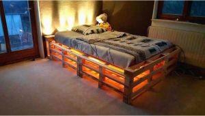 Bett Aus Paletten Bauen 140×200 Anleitung 34 Genial Europaletten Bett Design Bettweeps Bett Aus