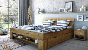 Betten Mit Liegehöhe 60 Cm Bett Holz Guenstig