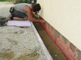 Bodenplatte Für Garage Selber Machen sockel Fundament Betonieren