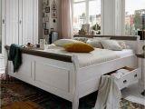 Boxspring Bett Landhausstil Weiß Inspiration Bett In Weiß Konzept