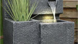 Brunnen Für Garten Mit Beleuchtung Springbrunnen Grada Gartenbrunnen Mit Beleuchtung