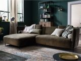 Candy sofa Candy Cascara In Stoff Easy Care Konfigurierbar