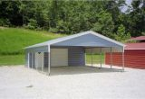 Carport Garagen Kombination Bination Garage and Carport Kits – Victory Buildings