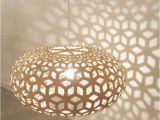 Coole Schlafzimmer Lampen Hängelampe Modern Für Innenbereich Holz Snowflake by