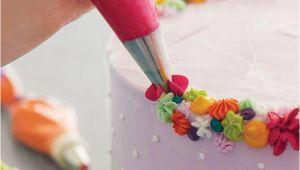Deko Kuchen Idee U Tiny Piping is so Cute Cakedecoratingtips