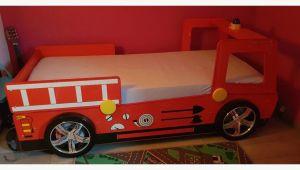 Demeyere Feuerwehrauto Bett sos 112 Feuerwehr Kinderbett