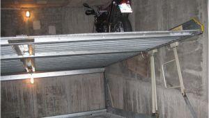 Doppelparker Garage Motorrad Doppelparker Garage Motorrad Standsicherung
