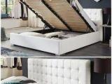 Ebay Bett 180×200 Weiss Details Zu Bett Mit Bettkasten Xxl 140 160 180x200cm Weiß Stauraum Jimmy Doppelbett