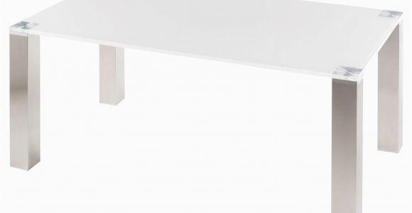 Esstisch Glas Gestell Esstisch Nova In Glas Weiß