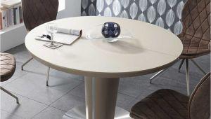 Esstisch Rund Ausziehbar Braun Esstisch Weiss Glas