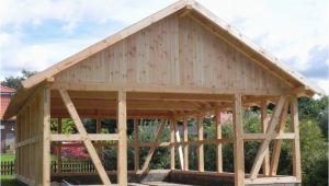 Fachwerk Garage Bausatz Fachwerk Carports & Holzgaragen Als Individueller Bausatz