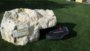 Fels Garagen Felsengarage Für Rasenroboter