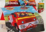 Feuerwehrmann Sam Bettwäsche Biber Bettwaesche Feuerwehr Sam