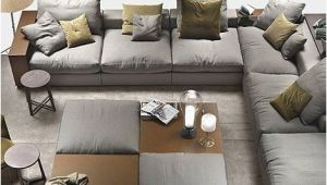 Flexform sofa Flexform Groundpiece Kl sofa Citterio