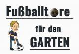 Fußballtor Garten forza forza Fußballtor