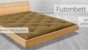 Futon Bett Dito Futonbett 140×200 Cm Oder 180×200 Cm