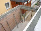 Garage Betondecke Beton überall Beton Einfach Bauen