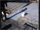 Garage Betondecke Garage Flachdach Selber Abdichten Mit Flüssigkunststoff