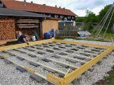 Garage Bodenplatte Abdichten Fundament Kosten Awesome Bauen Ohne Fundament Zuhause Sein