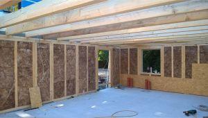 Garage Dämmen Dampfsperre Garage In Holzständerbauweise Dämmen so Gehts