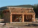 Garage In Holzständerbauweise Bauen Carport Selber Bauen Detaillierte Anleitung