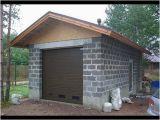 Garage In Holzständerbauweise Bauen Garage Bauen Garage Selber Mauern Garage Selber Bauen