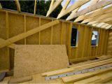 Garage In Holzständerbauweise Bauen Wandaufbau Bei Holzständerbauweise Ein Überblick