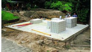 Garage Selber Bauen Bauplan Garage Bauen