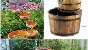 Garten Brunnen Selber Bauen Gartenbrunnen Selber Bauen 17 Einfache Und originelle