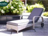Garten Loungebett atlanta Gartenliege Holz Mit Auflage Frisch sonnenliege Polyrattan