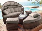Garten Loungebett atlanta Gartenmoebel Lounge Baur