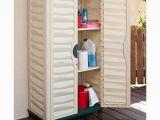 Gartengeräte Aufbewahrung Schrank Outdoor Aufbewahrung Kunststoff Utility Schrank Garten