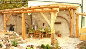 Gartenüberdachungen Aus Holz Naturstamm Carportbau Beratung Planung Und Montage