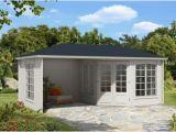Gemauerte Garage Kosten Gartenhäuser Mit überdachter Terrasse Oder Veranda Kaufen