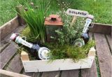 """Geschenke Für Den Garten Selber Machen """"manine Makes"""" Ein Biergarten Als Geldgeschenk"""