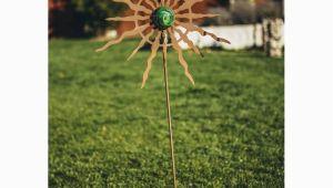 Glaskugel Gartenstecker Gartenstecker sonnenkugel Inkl Glaskugel Metallmichl