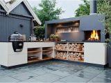 Grau Kuche Ideen Bbq 38 tolle Ideen Um Küche Im Freien Zu Dekorieren